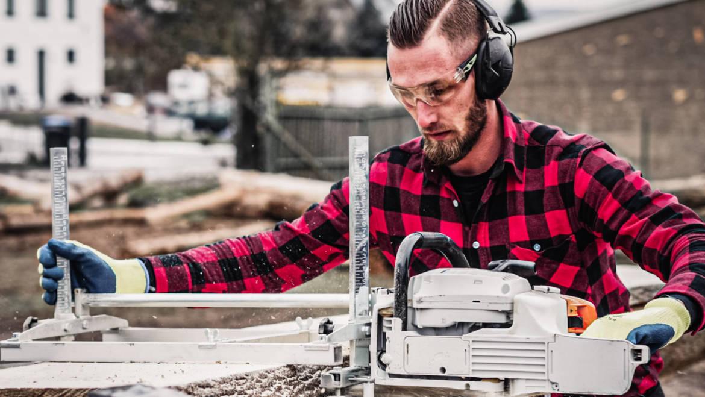 Holz zum Bauen